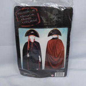 ⭐🎃 Halloween Kids Cape Costume Reversible NIP